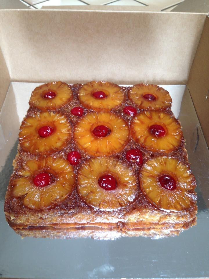Pineapple Upside Down Cake Duncan Hines  Double Pineapple Upside Down Cake