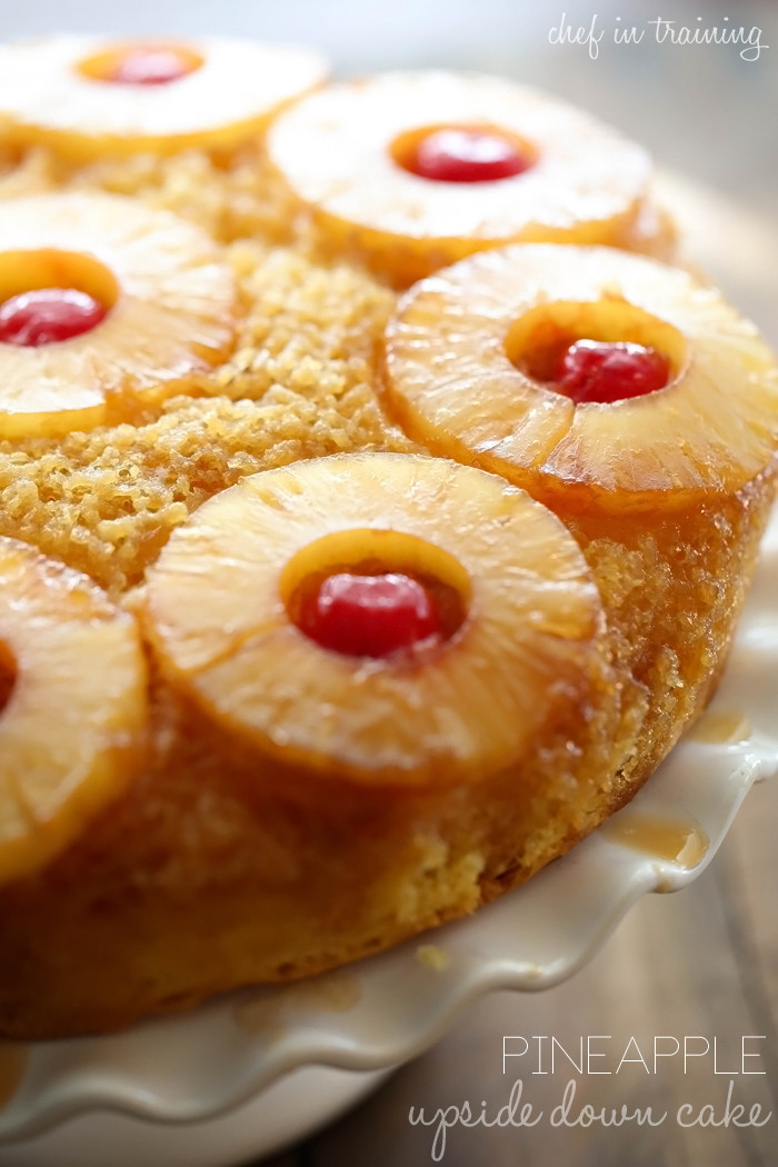 Pineapple Upside Down Cake Recipe  24 Delectable Pineapple Upside Down Cake Recipes – My Cake