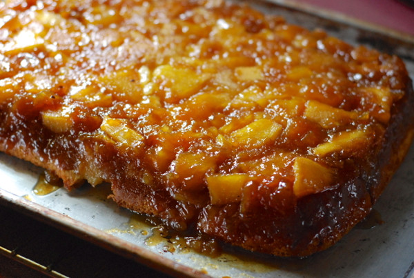 Pineapple Upside Down Cake Using Cake Mix And Crushed Pineapple  the BEST pineapple upside down cake or how to live