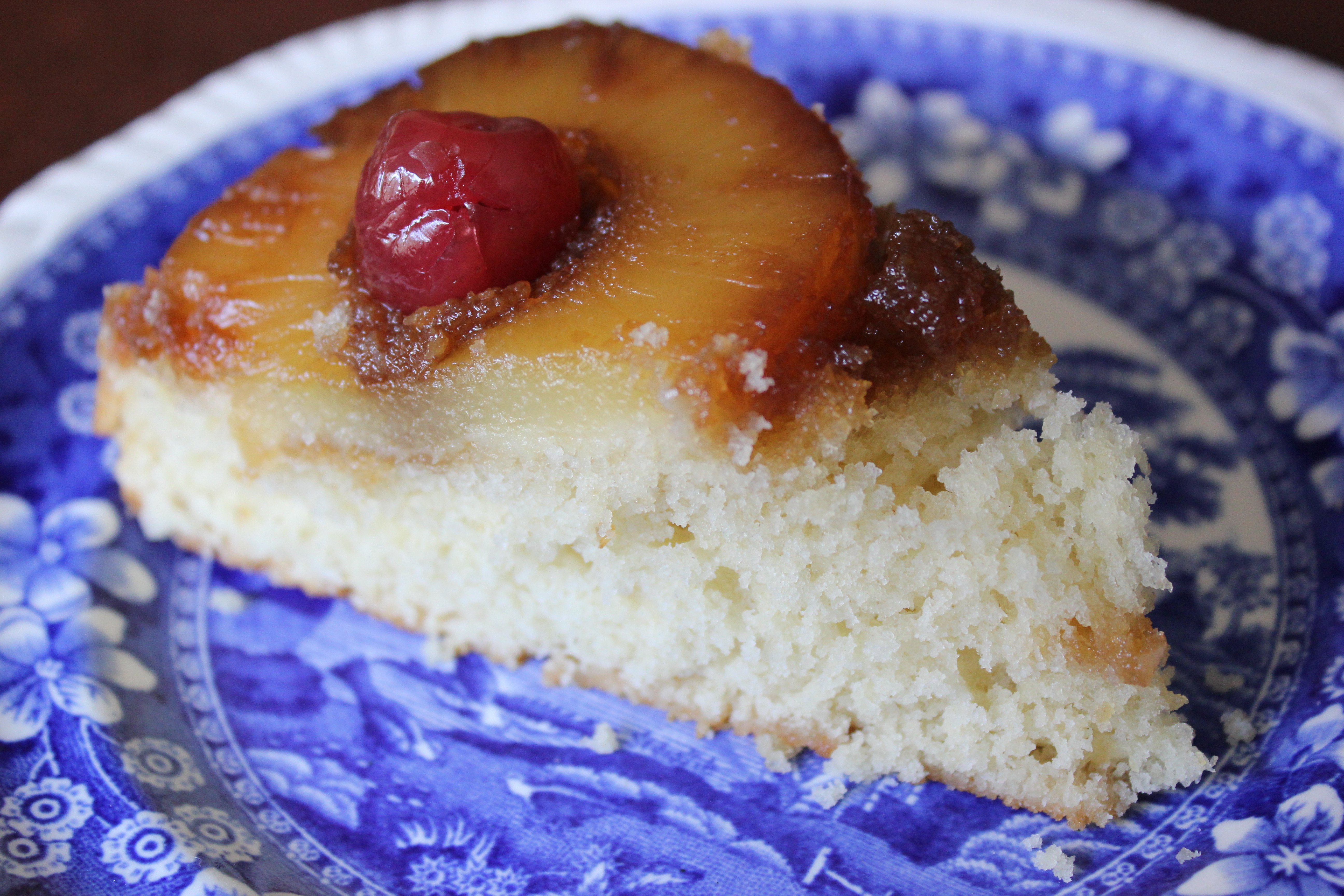 Pineapple Upside Down Cake With Crushed Pineapple  Pineapple Upside Down Cake