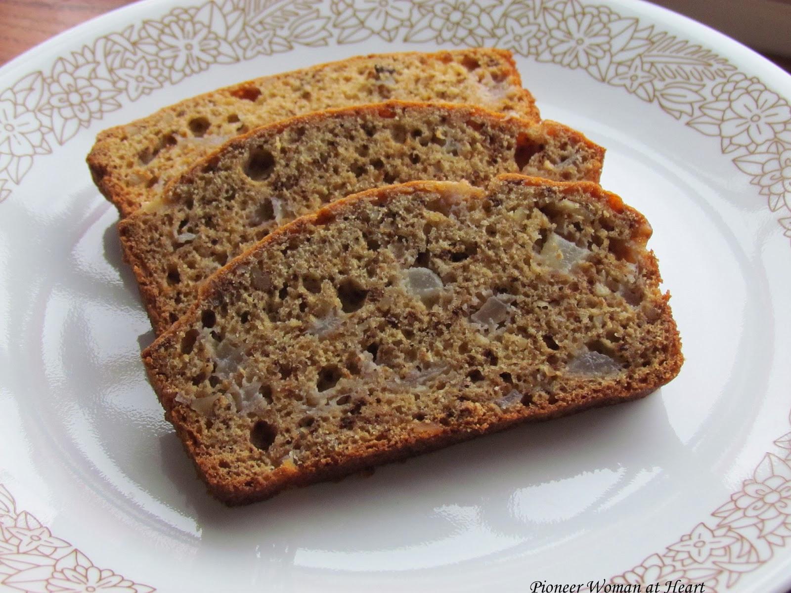 Pioneer Woman Banana Bread  Pioneer Woman Recipes Bread Bing images