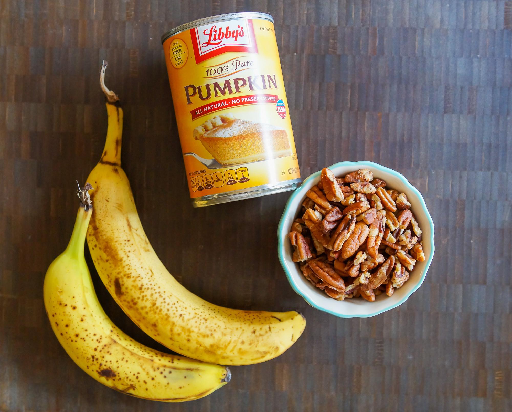 Pioneer Woman Banana Bread  Pumpkin Banana Bread
