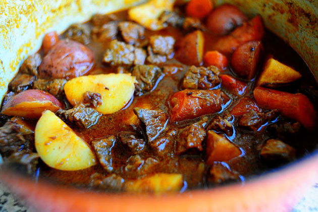 Pioneer Woman Beef Stew  Beef Stew with Beer and Paprika