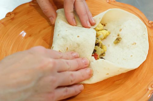Pioneer Woman Breakfast Burritos  12 best images about Glampimg on Pinterest