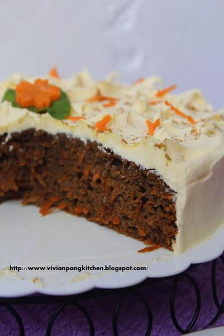 Pioneer Woman Carrot Cake  Carrot Cake with Frosting The Pioneer Woman Paperblog