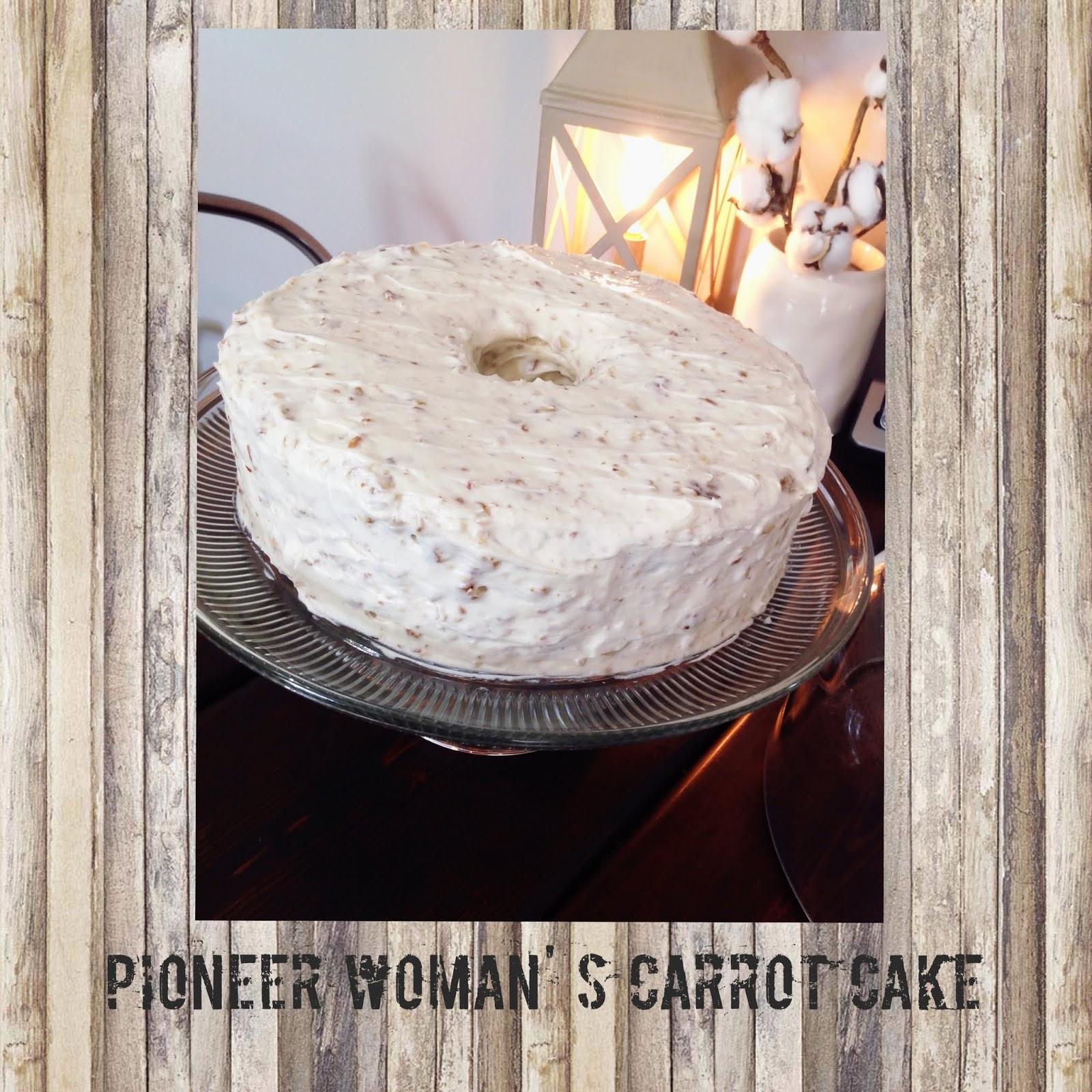 Pioneer Woman Carrot Cake  The Secret to Having it All Pioneer Woman Carrot Cake