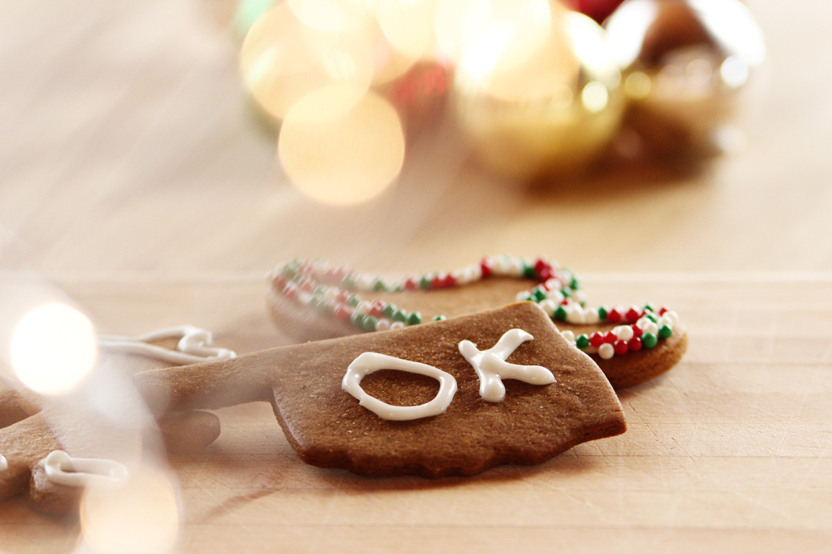 Pioneer Woman Christmas Cookies  Video Gingerbread Cookies
