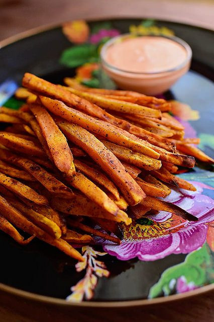 Pioneer Woman Sweet Potato  Sweet Potato Fries
