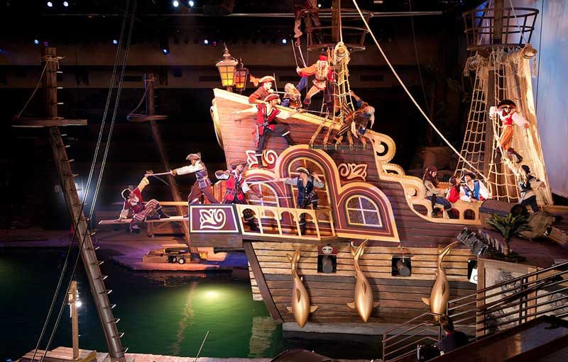 Pirate Dinner Myrtle Beach  Contact Pirates Voyage Dinner & Show