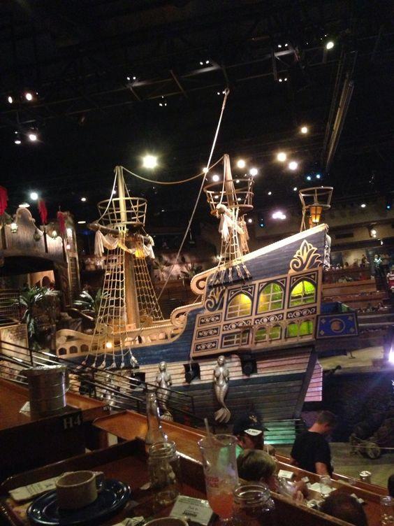Pirate Dinner Myrtle Beach  Pinterest • The world's catalog of ideas