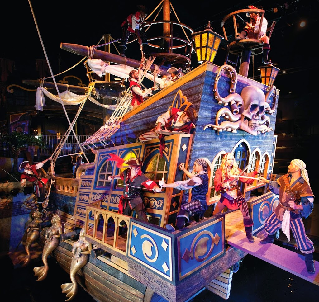 Pirate Dinner Myrtle Beach  A Pirate s Life for Me Fun Things to Do in Myrtle Beach