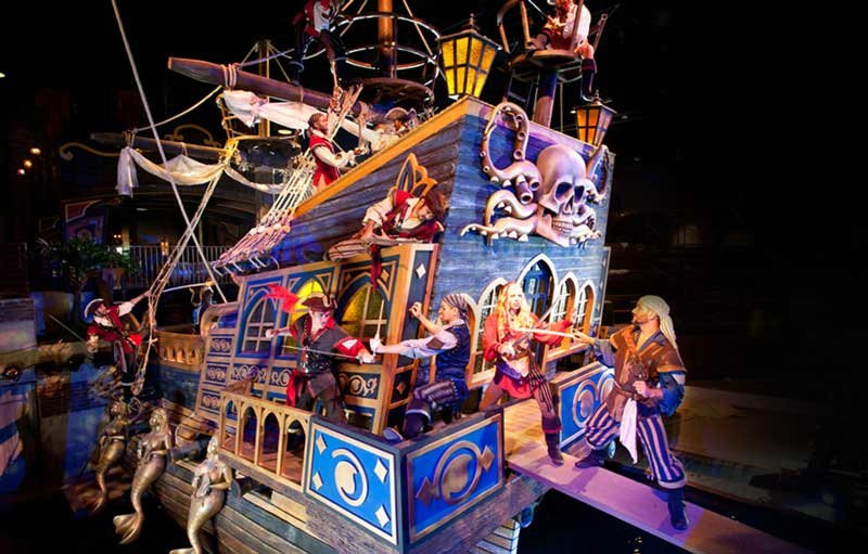 Pirate Dinner Show Myrtle Beach  Attractions