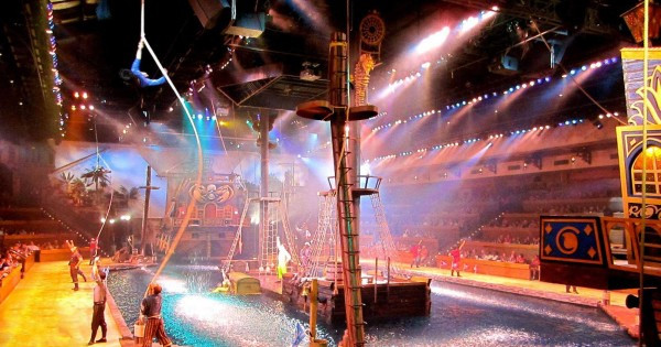 Pirate Dinner Show Myrtle Beach  Show Schedule for Pirates Voyage Dinner & Show