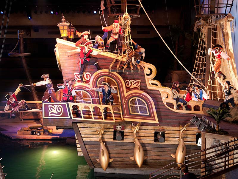 Pirate Dinner Show Myrtle Beach  Pirates Voyage Dinner & Show Videos and s