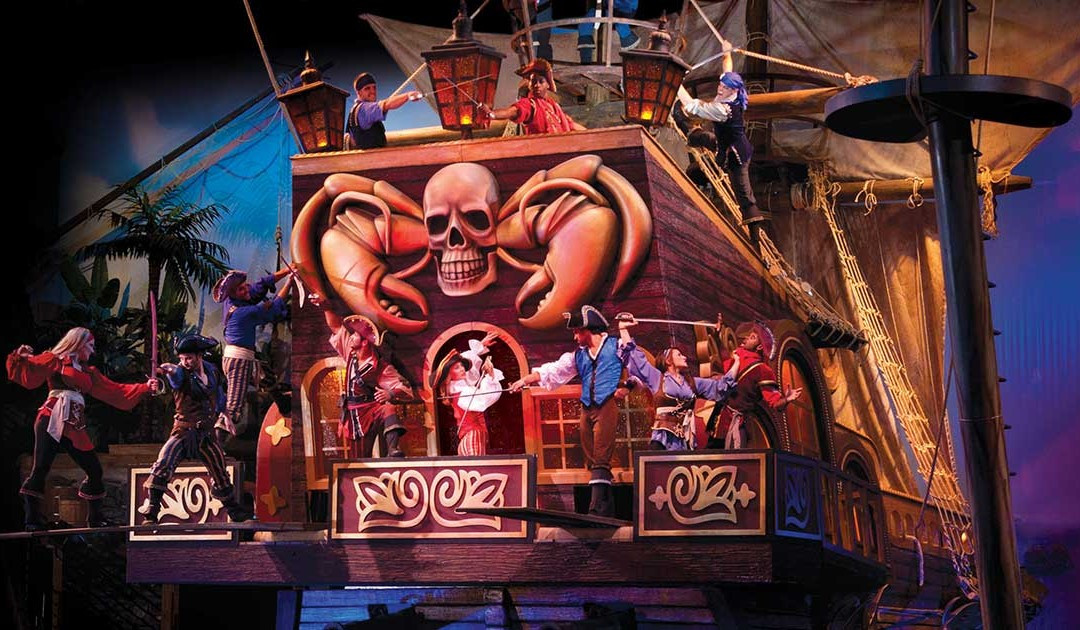 Pirate Dinner Show Myrtle Beach  Pirates Voyage Dinner & Show Celebrates Five Years in