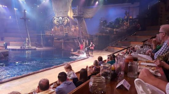 Pirate Dinner Show Myrtle Beach  large Picture of Pirates Voyage