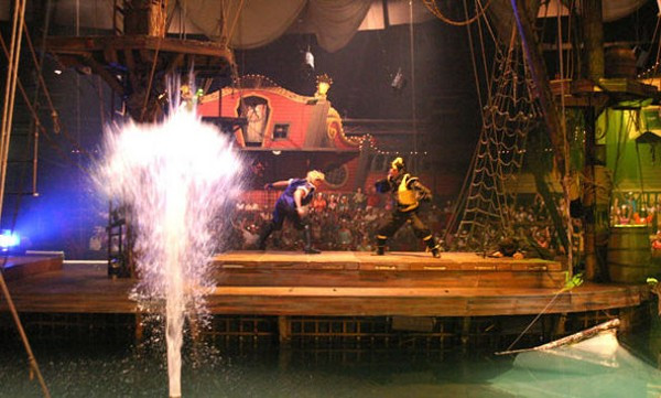 Pirates Dinner Adventure Orlando  Pirate s Dinner Adventure to be featured on Craziest