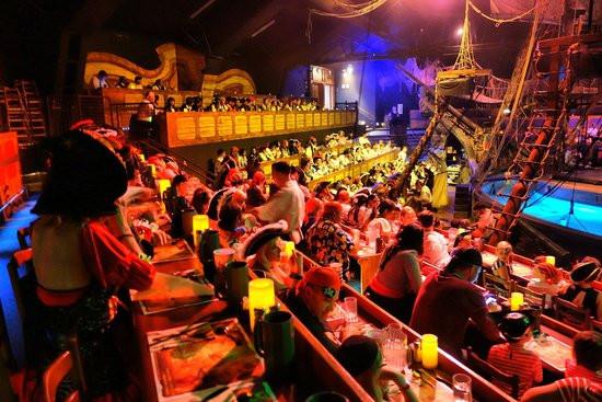 Pirates Dinner Adventure Orlando  Pirate Show Picture of Pirates Dinner Adventure Buena