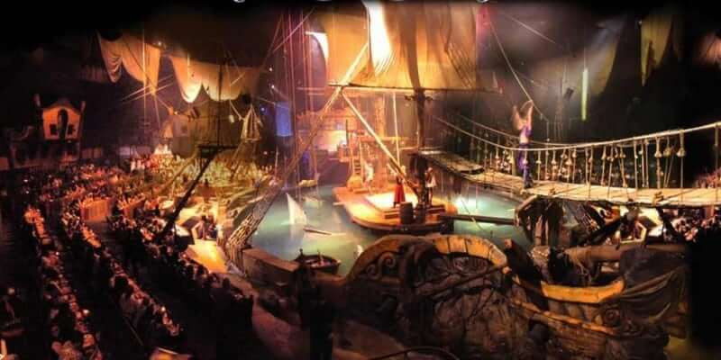 Pirates Dinner Adventure Orlando  Set sail for swashbuckling dining adventures with these