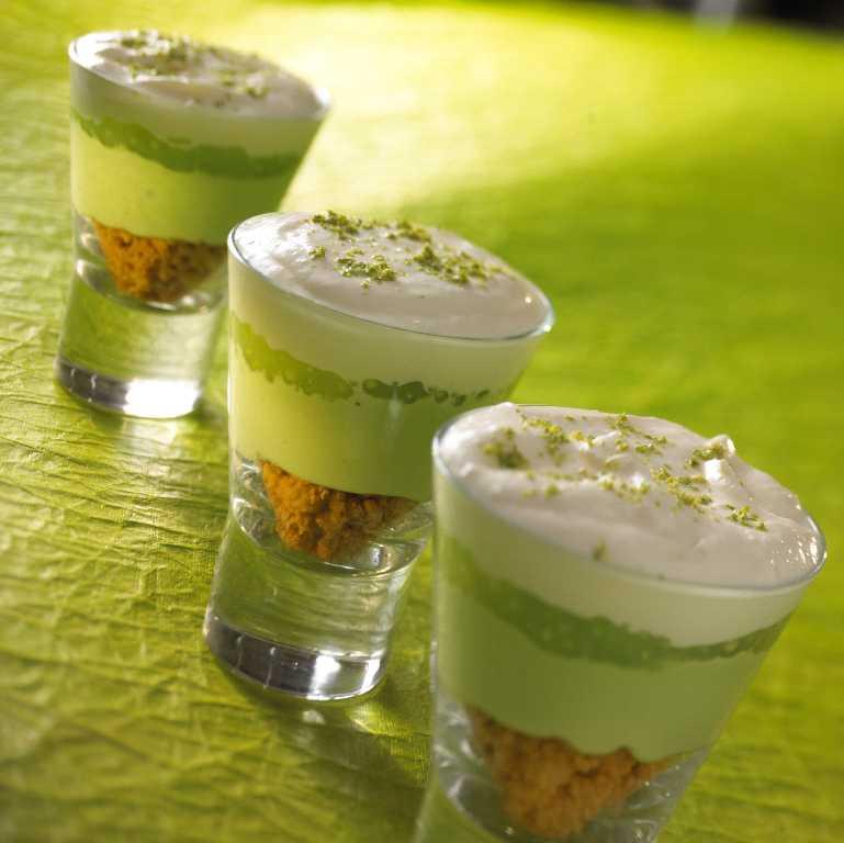 Pistachio Dessert Recipes  Collect Recipes Pistachio Refrigerator Dessert