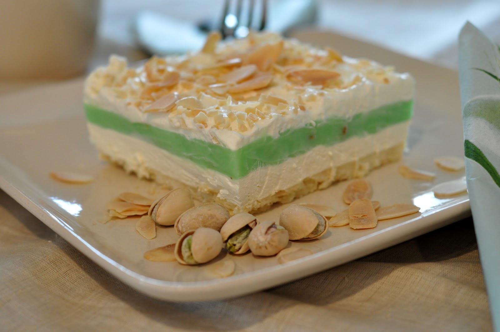 Pistachio Pudding Dessert  Mennonite Girls Can Cook Pistachio Dessert