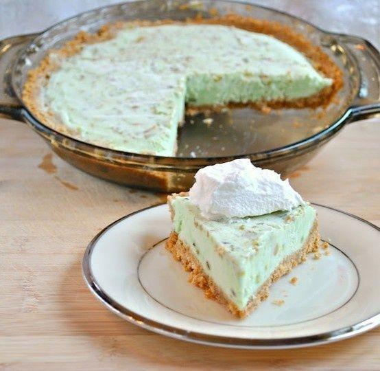 Pistachio Pudding Dessert Recipes  jello pistachio pudding pie