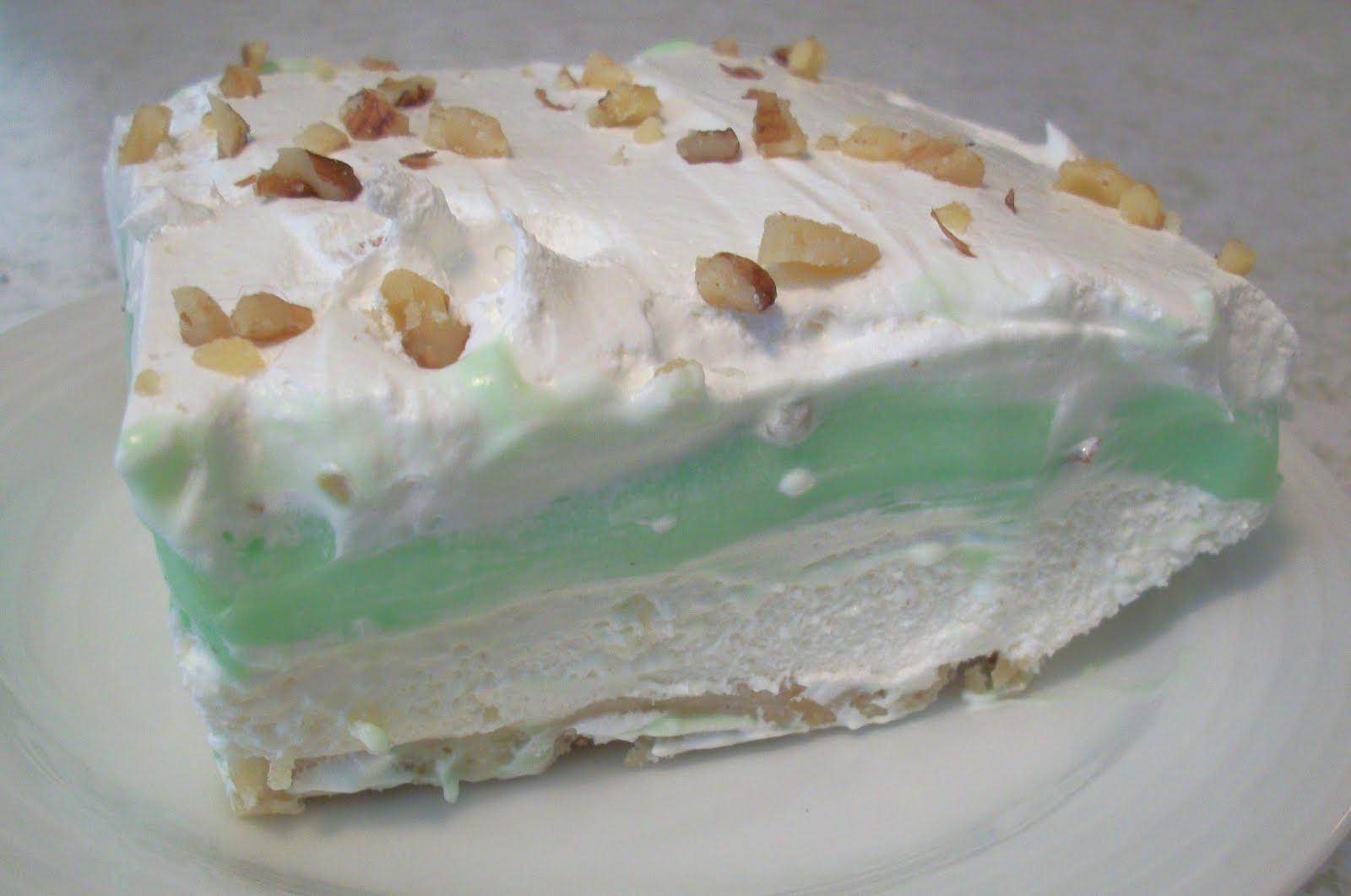 Pistachio Pudding Dessert  The Big Green Bowl Creamy Pistachio Dessert