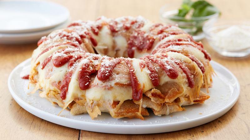 Pizza Cake Recipe  Pizza Roll Bundt Cake Recipe Tablespoon