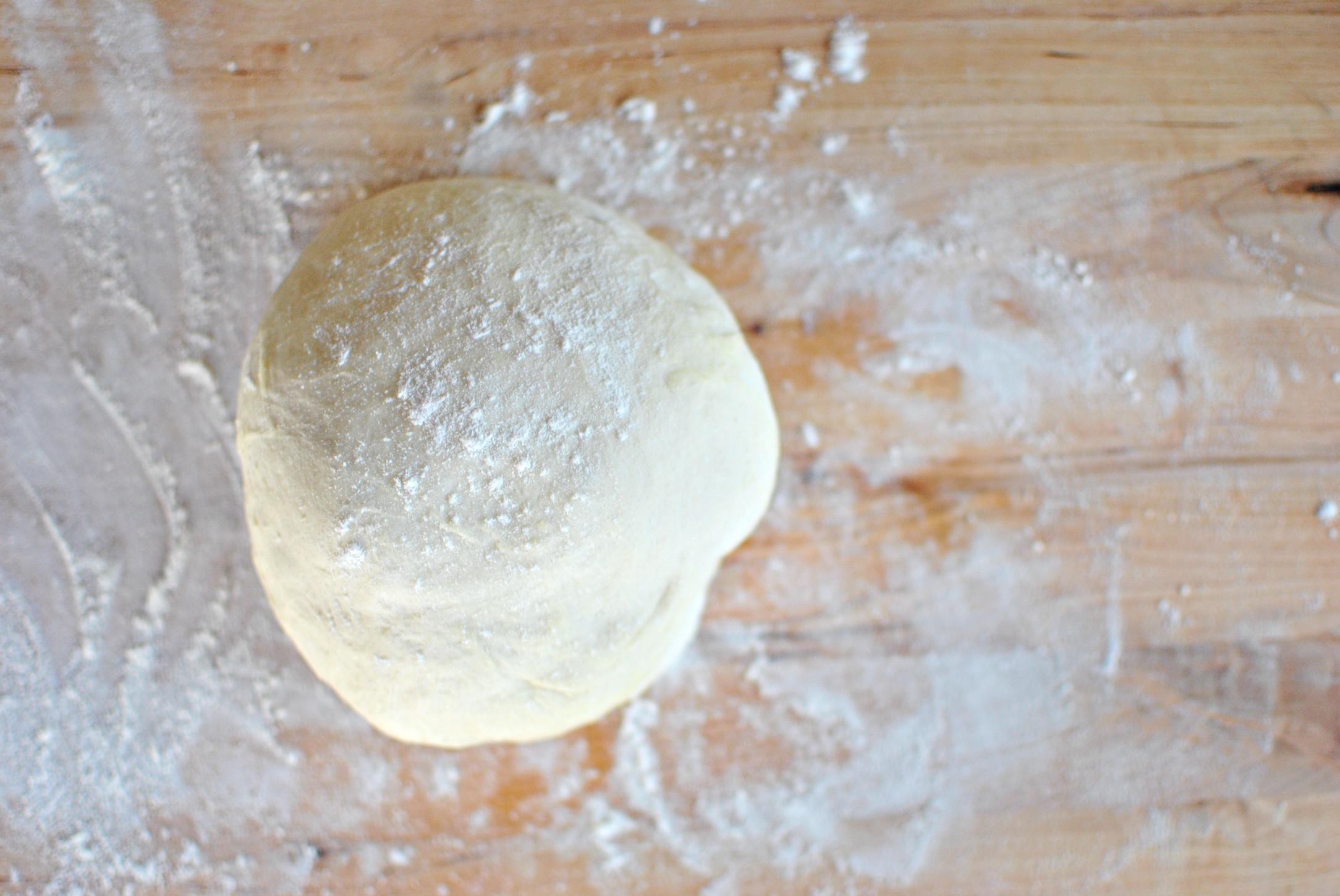 Pizza Dough From Scratch  Simply Scratch Homemade Pizza Dough From Scratch Grilled