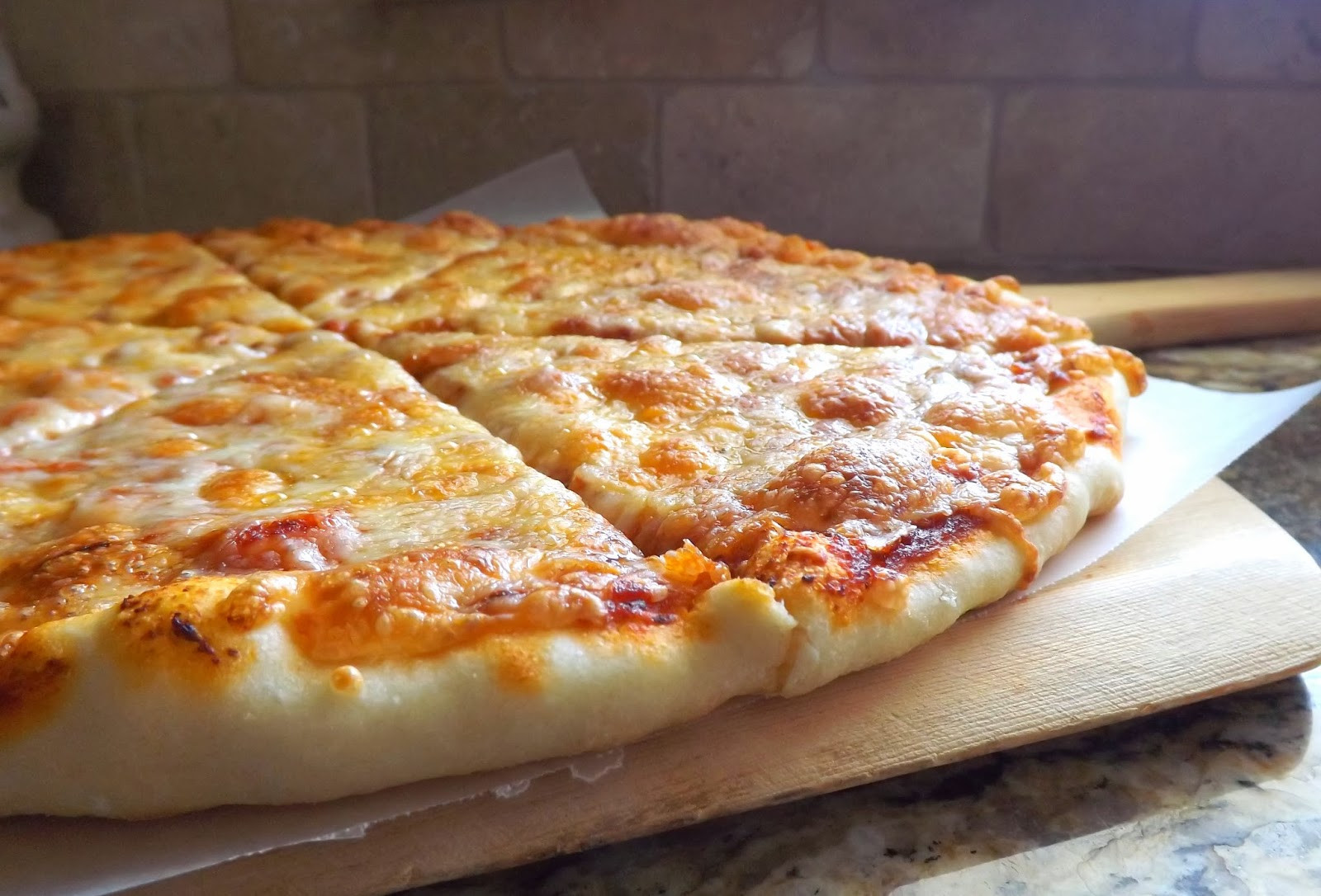Pizza Dough No Yeast  The Bake f Flunkie Baking Powder no yeast Pizza Crust