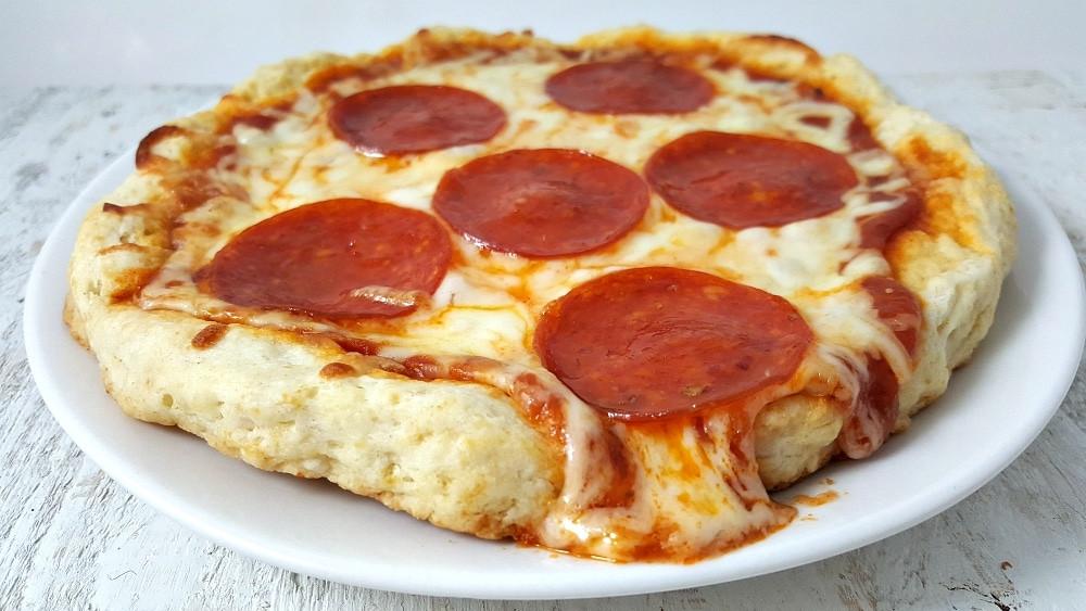 Pizza Dough No Yeast  pizza dough recipe no yeast