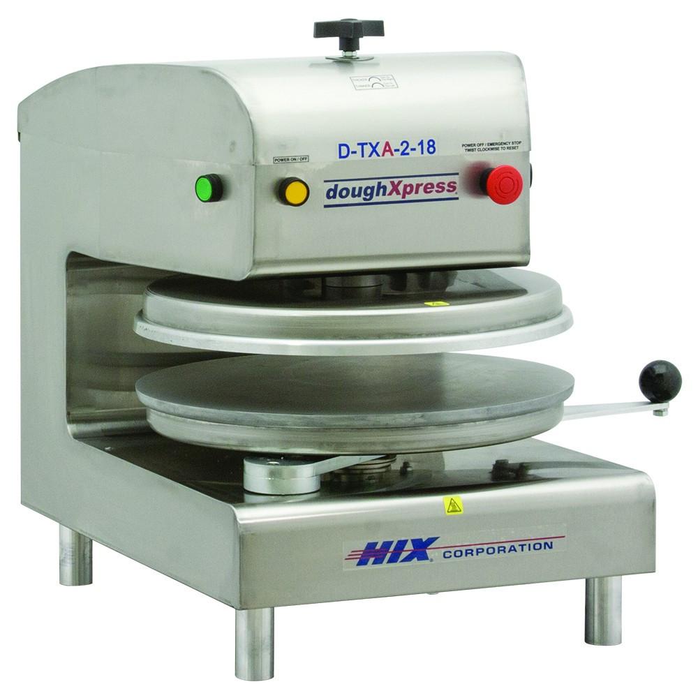 Pizza Dough Press  DoughXpress D TXA 2 18