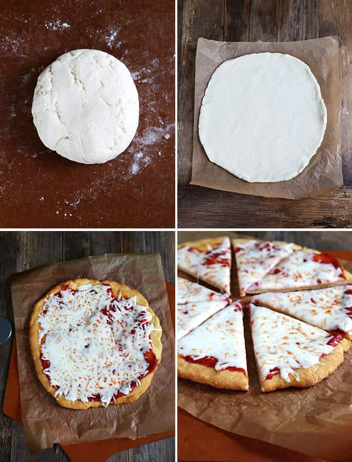 Pizza Dough Recipe With Yeast  pizza crust recipe no yeast self rising flour