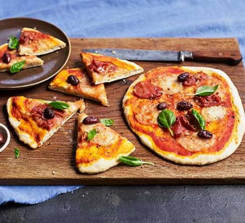 Pizza Dough With Yeast  No yeast pizza dough recipe