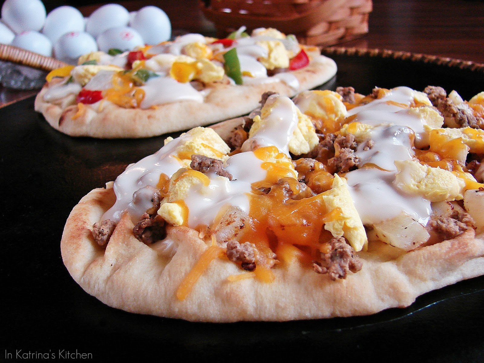 Pizza For Breakfast  Pizza for Breakfast An Eggland s Best Giveaway closed