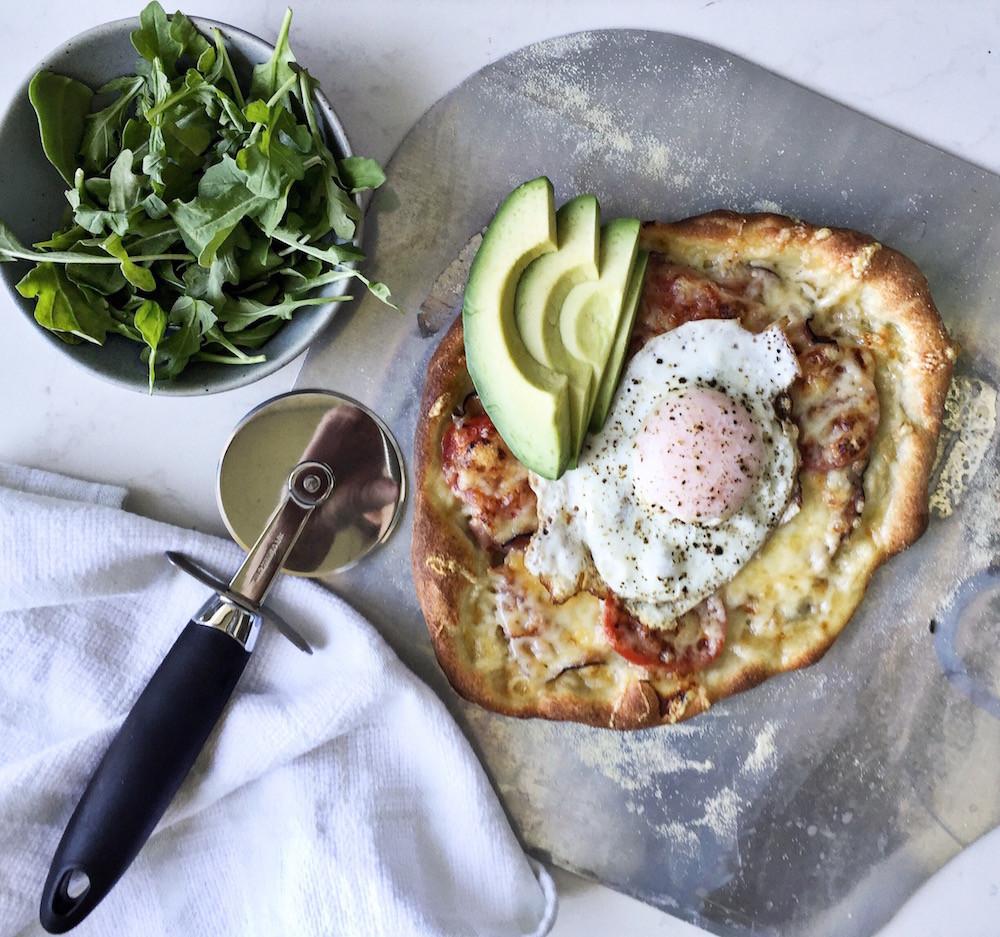 Pizza For Breakfast  Pizza For Breakfast Jillian Harris