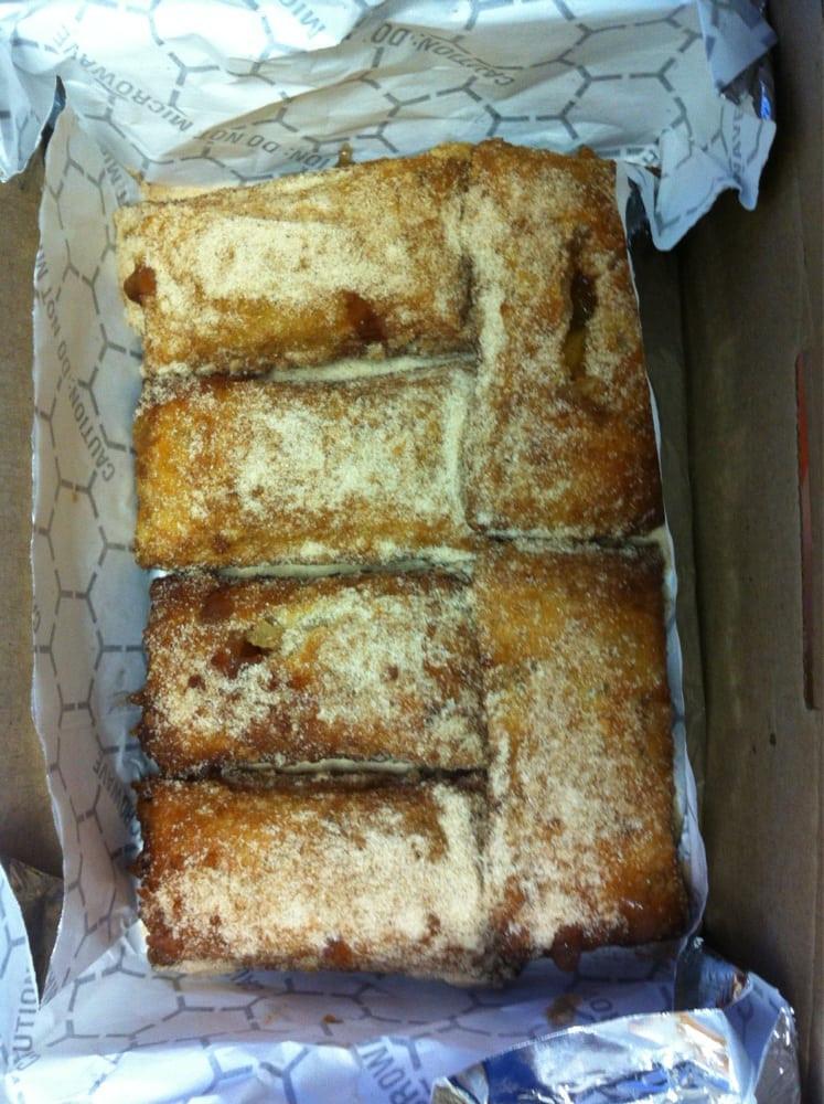 Pizza Hut Apple Pie  Mini apple pies Yummy Yelp