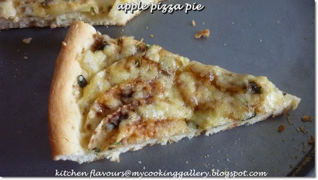 Pizza Hut Apple Pie  Apple Pie Pizza Recipes — Dishmaps
