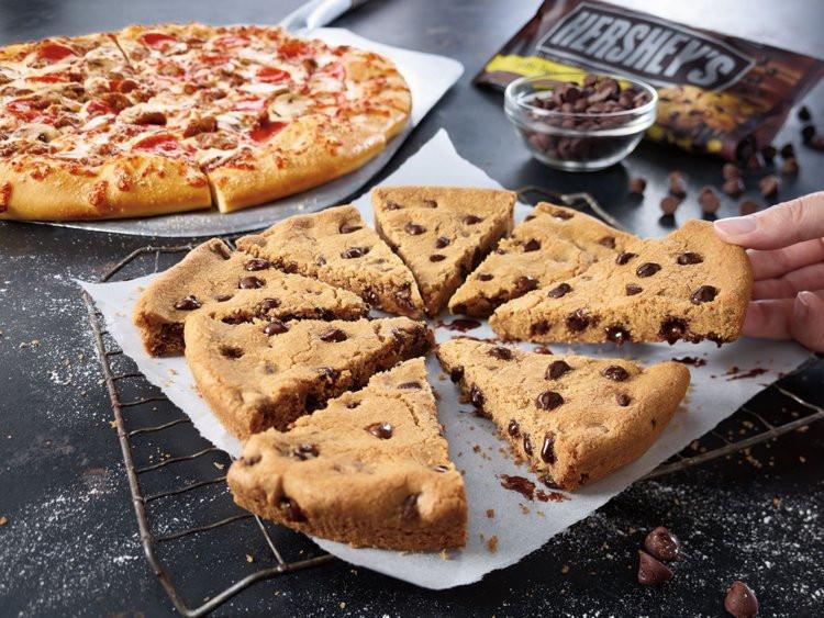 Pizza Hut Dessert Coupon  Pizza Hut Cookie Dessert Business Insider