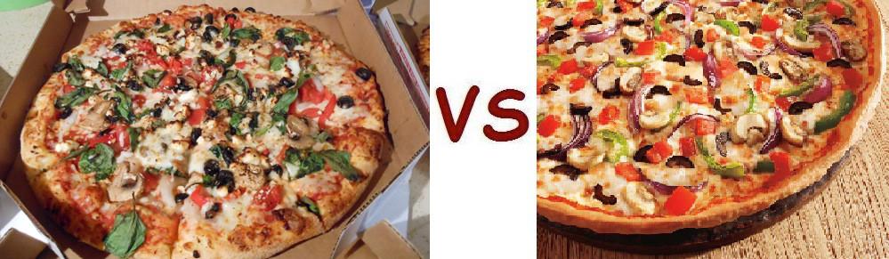 Pizza Hut Veggie Pizza  ve able pizza calories