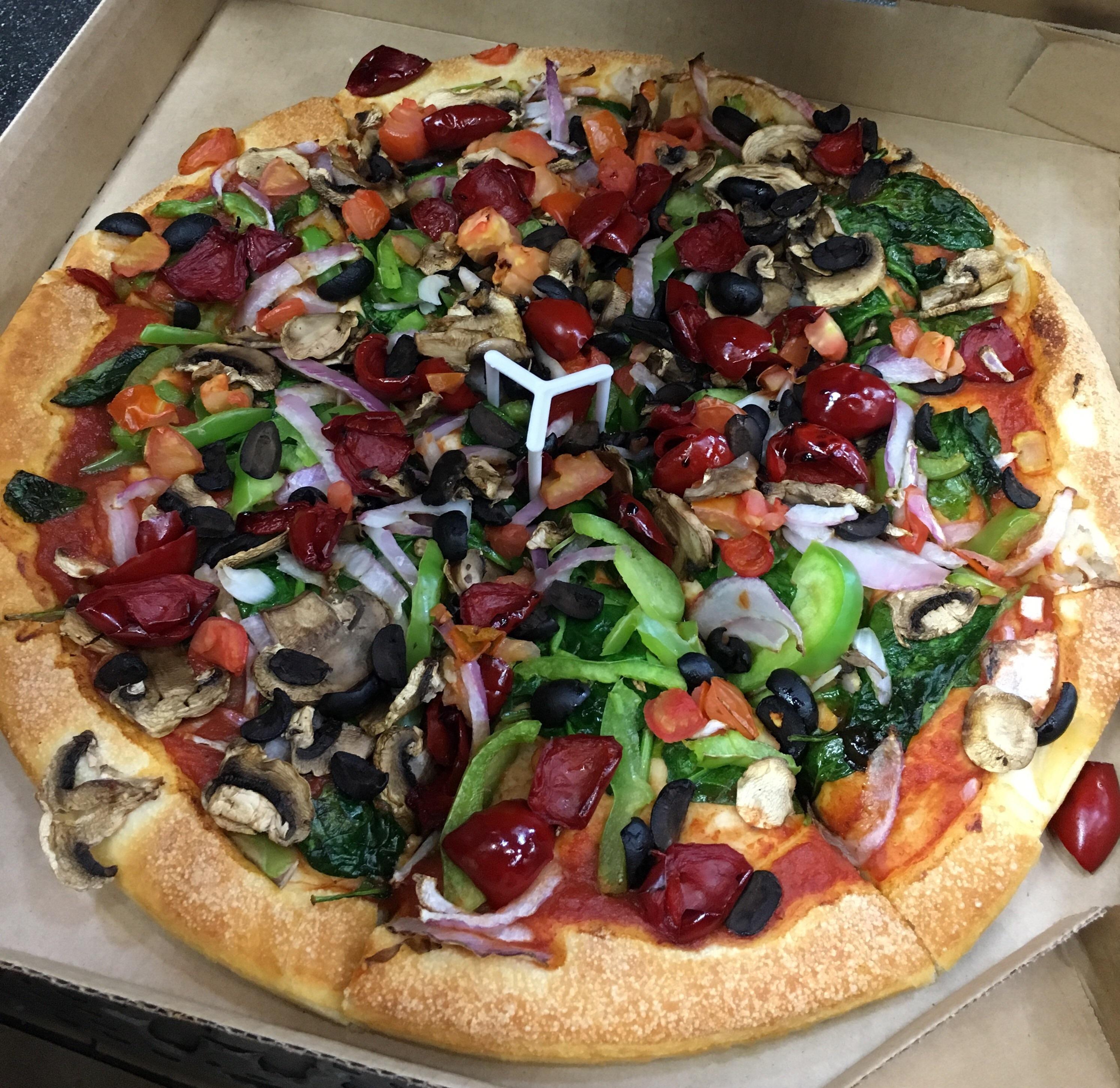 Pizza Hut Veggie Pizza  veggie pizza toppings pizza hut