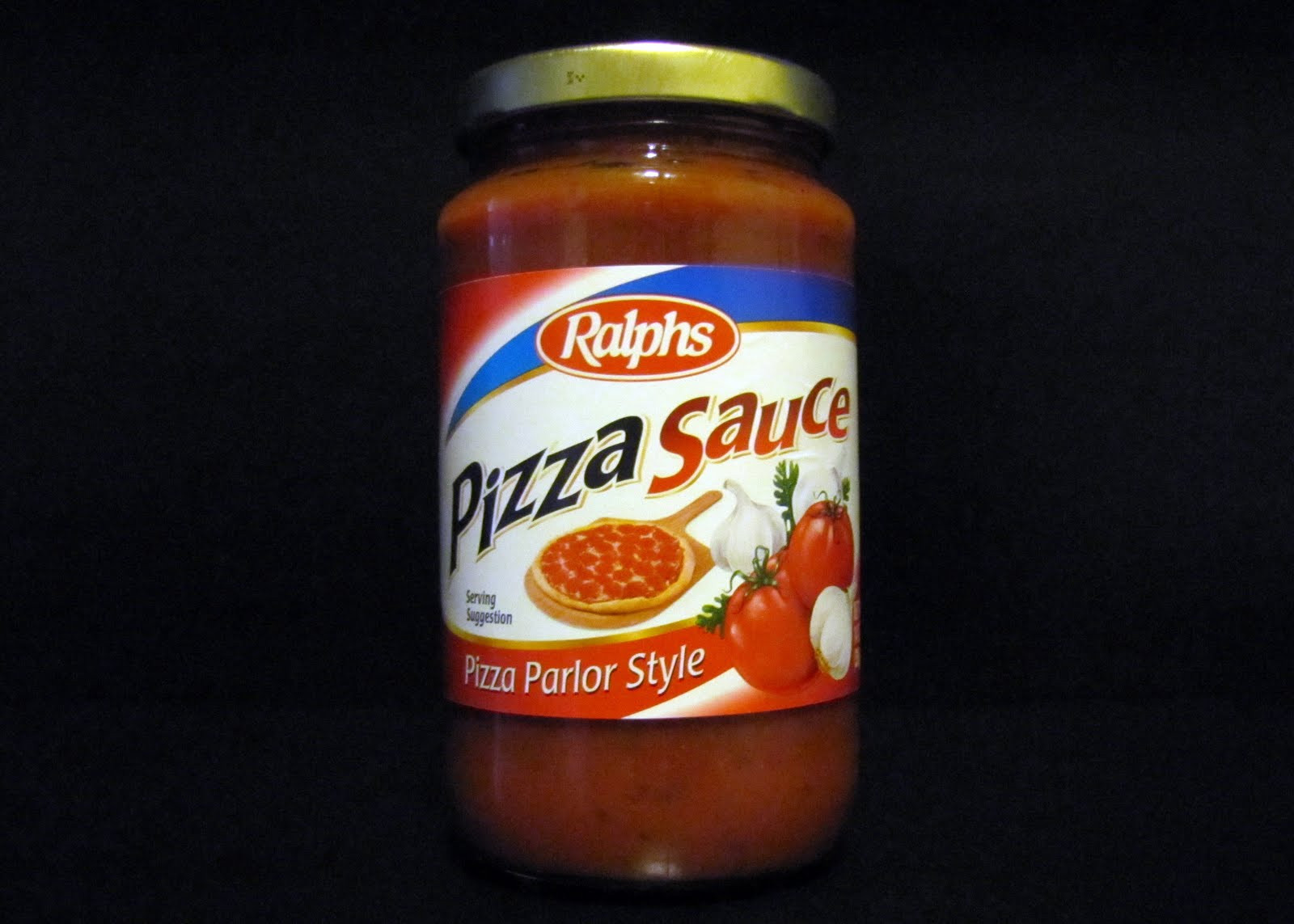 Pizza Sauce Brands  Smells Like Food in Here Ralph s Pizza Sauce