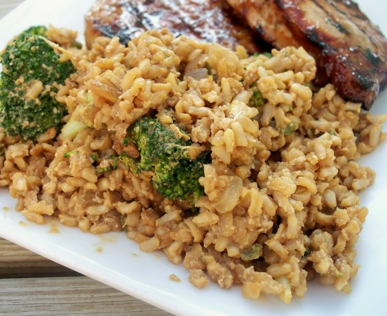 Plain Fried Rice  Simple Fried Rice Recipe Food