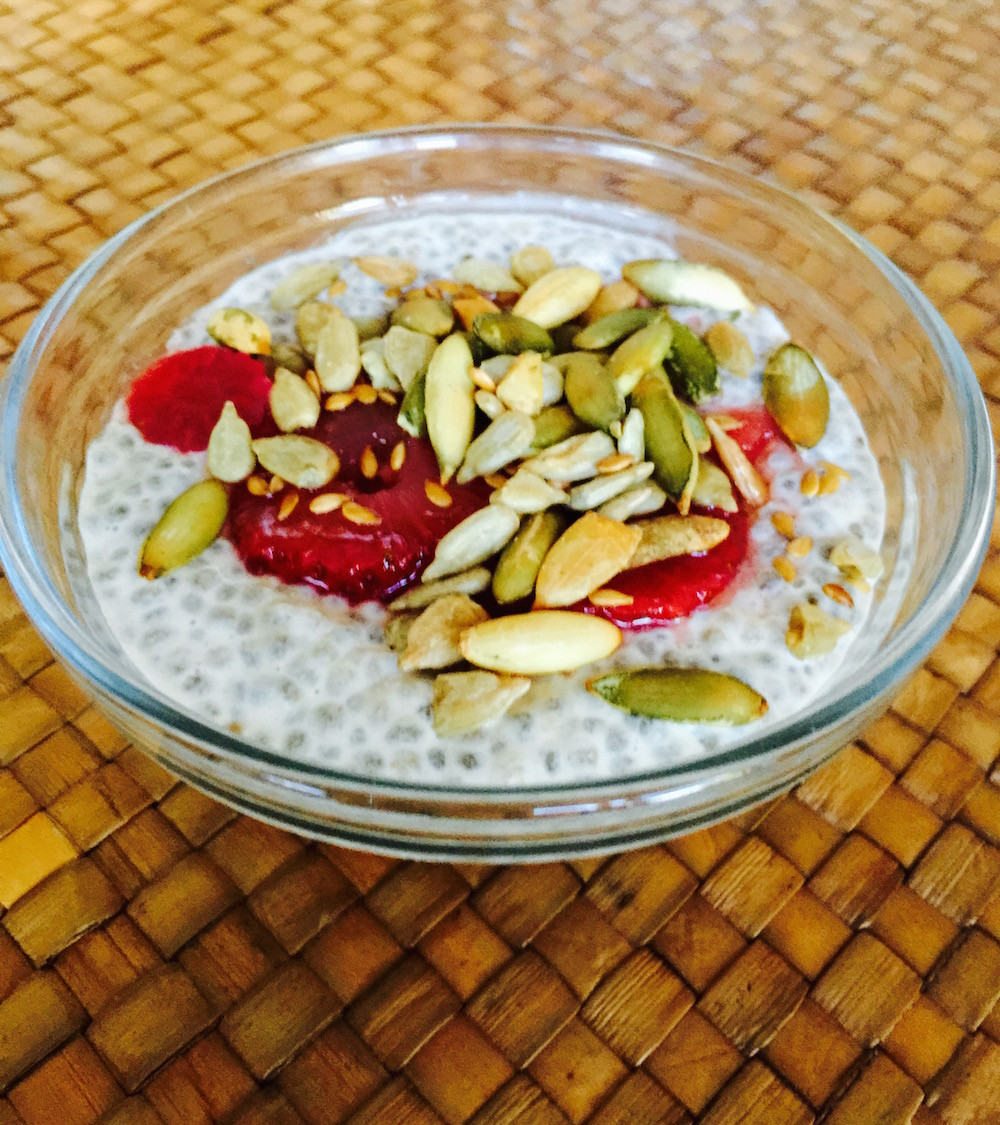 Plant Based Breakfast Recipes  Chia Seed Pudding For Breakfast Dessert The Plant