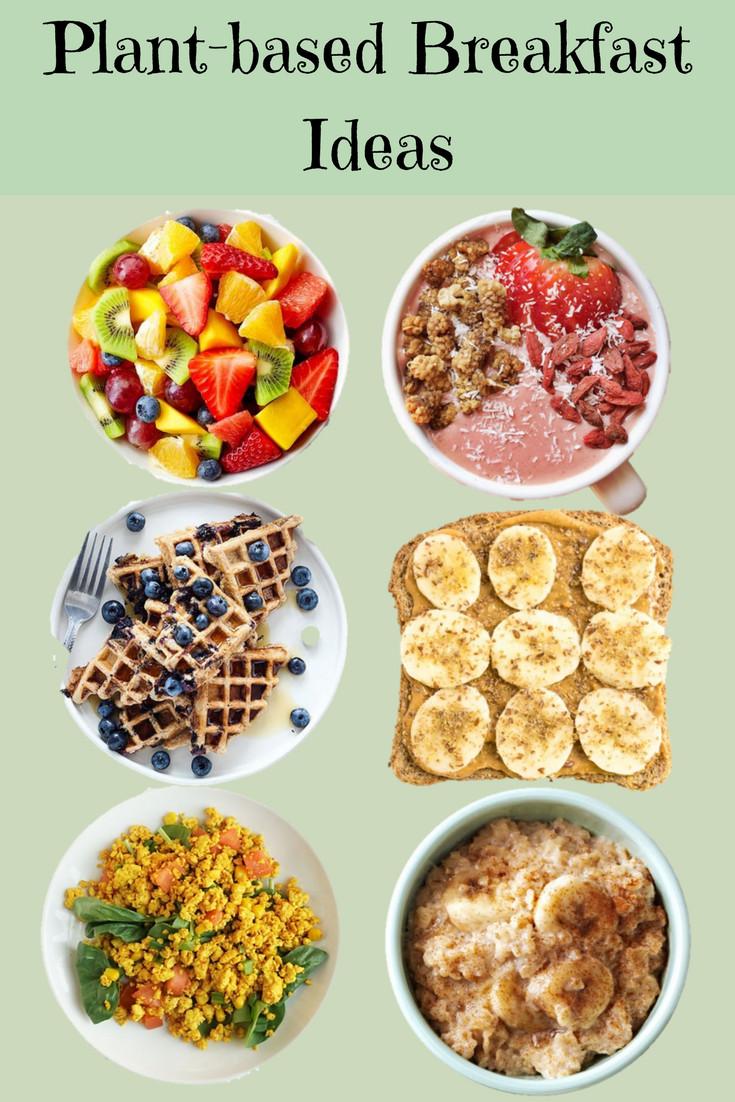 Plant Based Breakfast Recipes  Plant based Breakfast Ideas EatRightGuy s