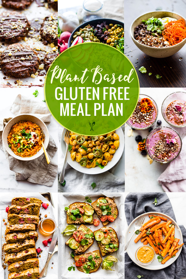 Plant Based Dinner Recipes  Plant Based Gluten Free Meal Plan