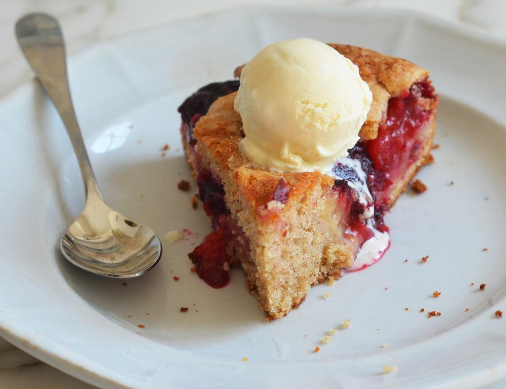 Plum Dessert Recipes  Late Summer Plum Cake ce Upon a Chef