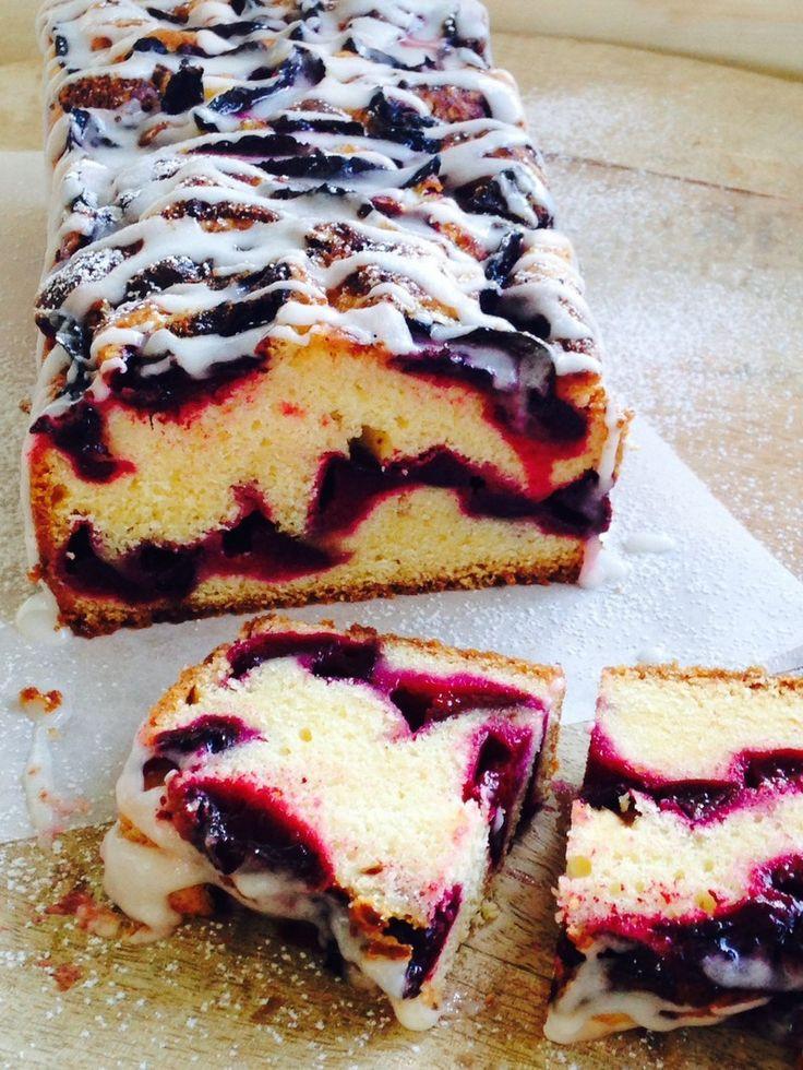 Plum Dessert Recipes  plum bread butter pudding recipe
