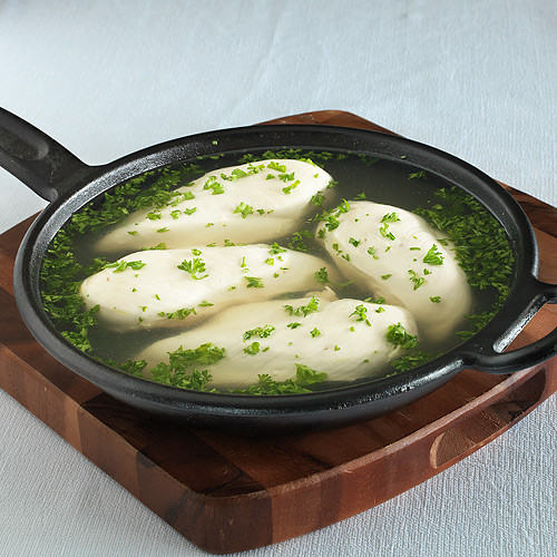 Poached Chicken Breasts  Poeached Chicken Recipe