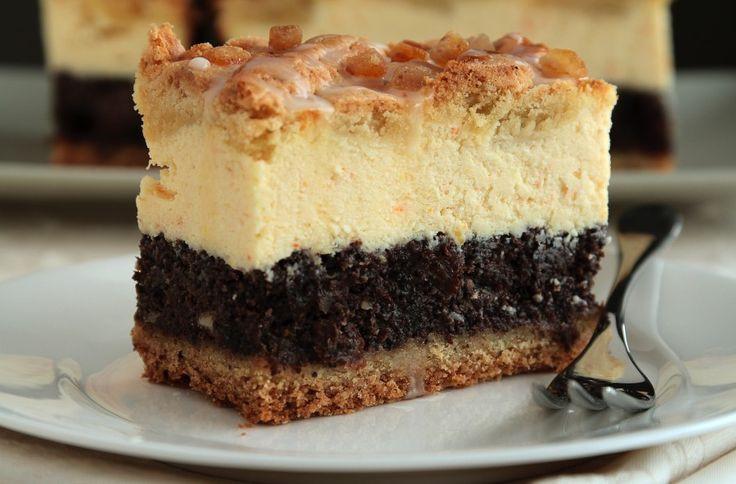 Polish Dessert Recipies  Sero makowiec cheescake